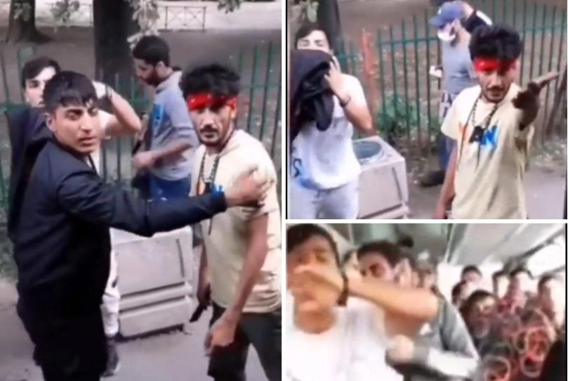 Сите треба да ве убијат, ќе научиш српски само кога ќе те застрелам: Србин вербално нападна мигранти во автобус