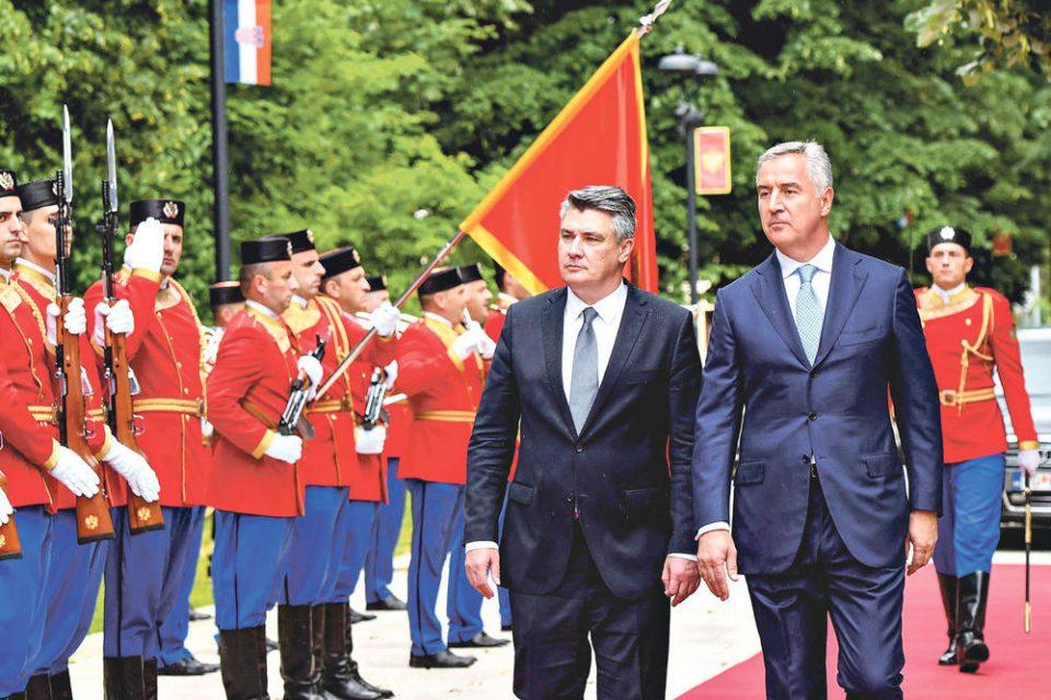 Милановиќ и Ѓукановиќ: Црна Гора е заложник на незаинтересираноста на ЕУ