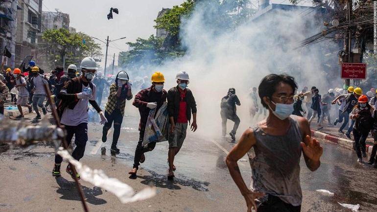 Обединетите Нации бараат од меѓународната заедница да спречи претстојна катастрофа во Мјанмар