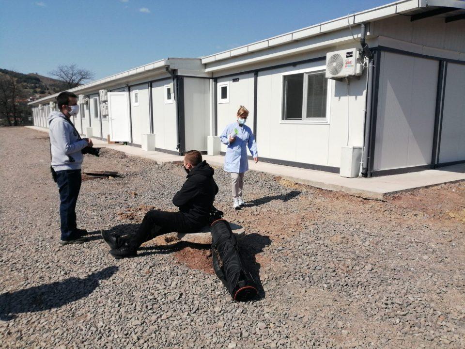 84-годишник избегал од модуларната во Штип, па пак го вратиле назад