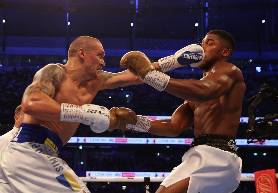 Џошуа поразен од Украинецот Усик: Светот има нов апсолутен шампион во тешка категорија