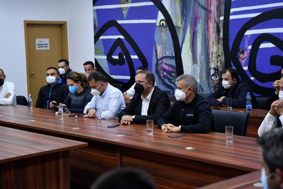 Спасовски: Посветени сме на брзо разрешување на оваа ситуација