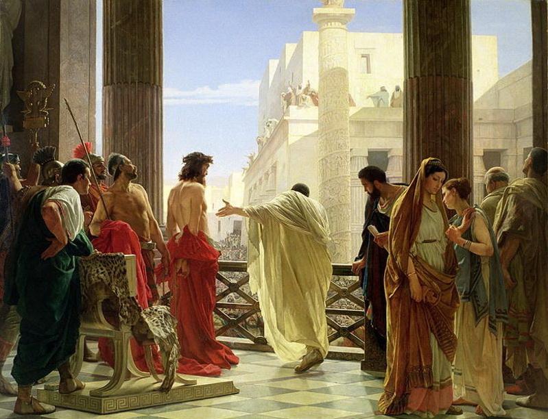 Царовска и Пилат