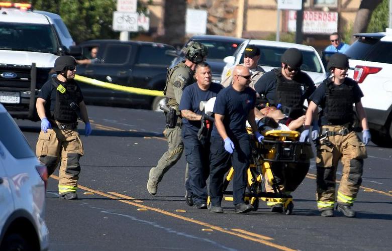 Најмалку двајца повредени при пукање во средно училиште во Вирџинија