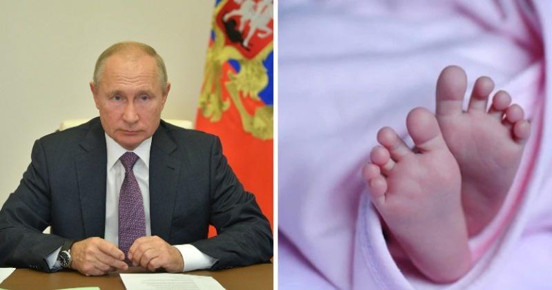 Неправда во Шведска: Не им дозволиле да го крстат синот Владимир Путин