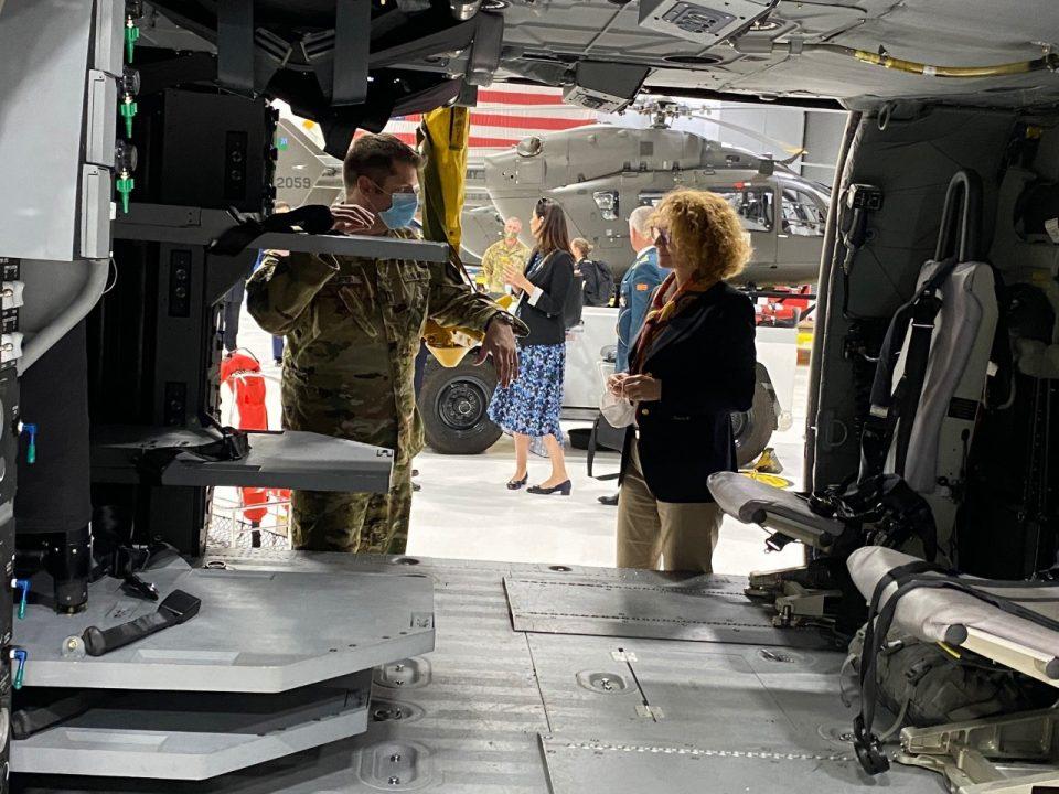 Шекеринска почесен гостин на Националната гарда на Вермонт: Се разгледуваат можности за обуки на наш кадар за цивилна заштита и спасување