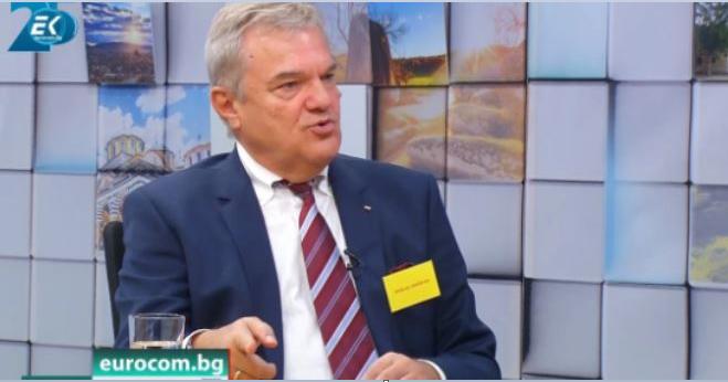 Бугарски политичар се појави на ТВ со жолт беџ: Остра реакција на еврејска организација