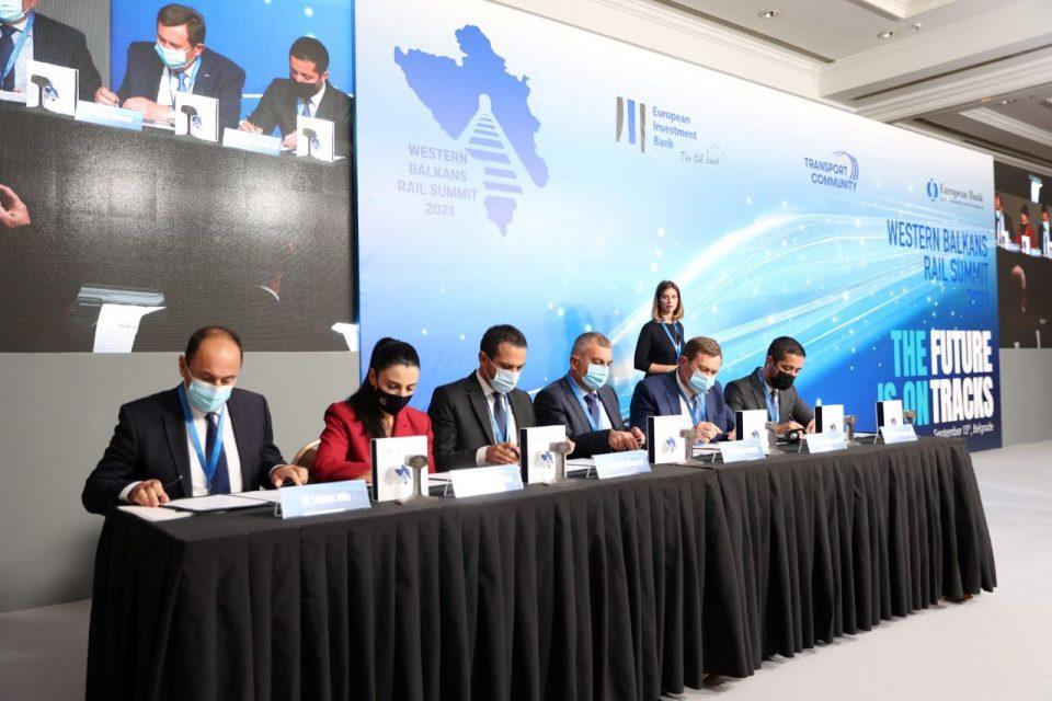 За Србија приоритет е брз воз до Грција, Македонија ќе потроши 200 милиони евра за пругата кон Бугарија