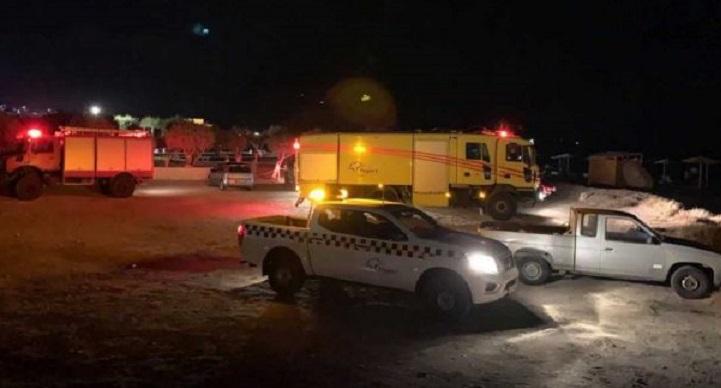 Двајца Израелци загинале во приватниот авион што се урна во близина на грчкиот остров Самос