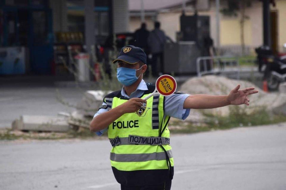 За само еден ден санкционирани 141 возачи во Скопје