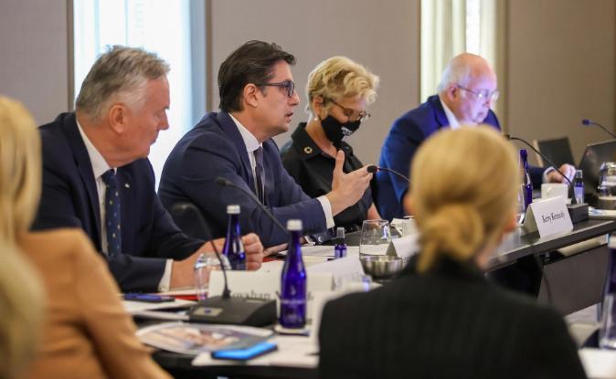 Пендаровски: ЕУ треба да ја држи вратата отворена