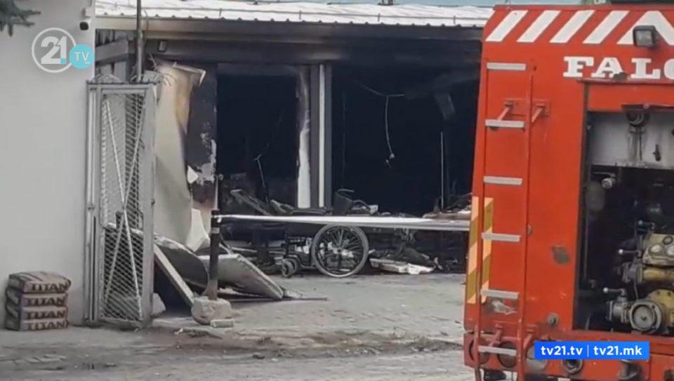 Имињата на жртвите во пожарот во Тетово нема да бидат јавно објавени