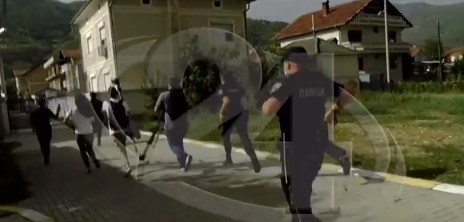 По 20 години полицијата го брани ДУИ од народот во Мала Речица