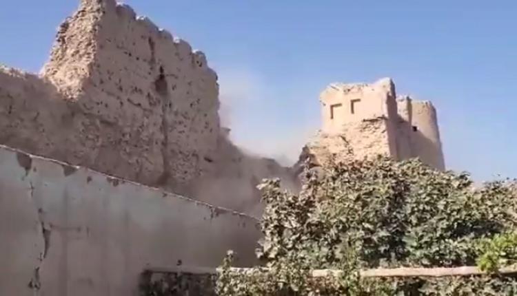 Талибанците кренале во воздух тврдина стара неколку века за да градат верско училиште