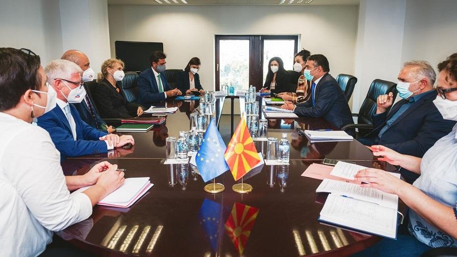 Димитров-Матуела: Македонија останува цврсто посветена на процесот на реформи во клучните области