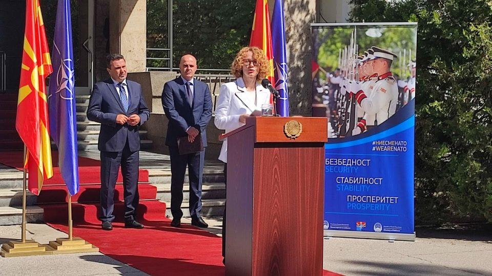 НАТО Центар за поддршка ќе им помага на домашните компании да учествуваат на тендери на Алијансата
