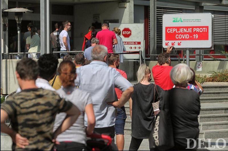 Словенија ги ублажи мерките, не треба ковид сертификат за работа од дома и за на бензинска пумпа