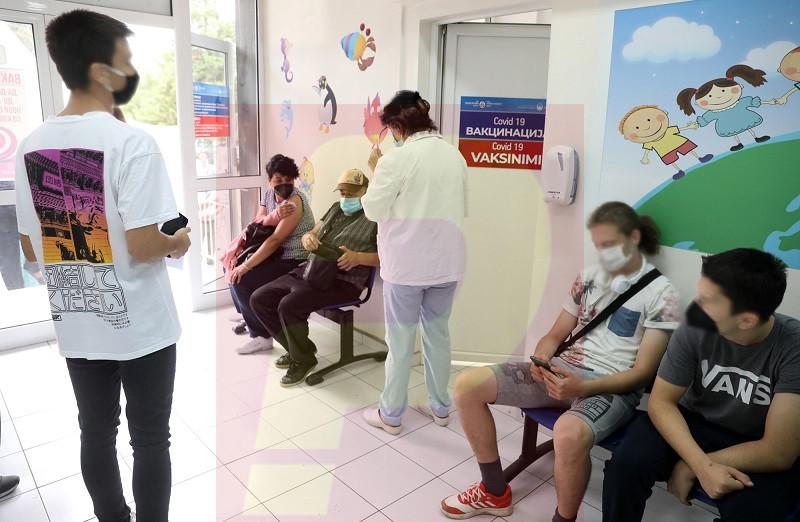 Во текот на вчерашниот ден вакцина примиле 12.062 граѓани