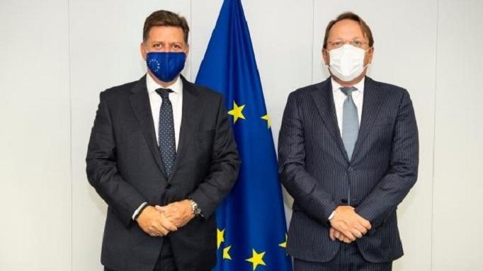 Варвициотис-Вархеи: ЕУ да биде доследна и кредибилна во обврските кон Западен Балкан