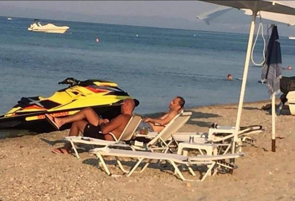 СДСМ ја призна автентичноста на фотографиите на Заев и Филипче на грчките плажи