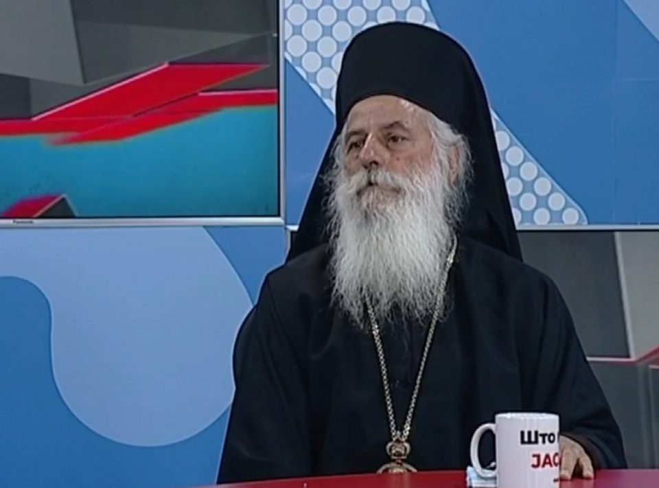 Невакцинираните се потенцијални самоубијци и нема да влезат во царството небесно, вели владиката Петар