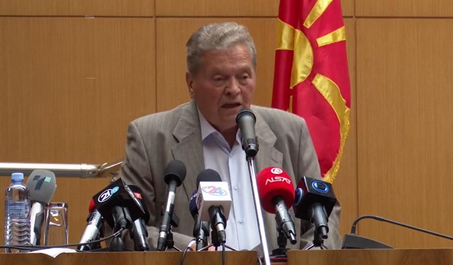 Владо Поповски: Борис Трајковски како претседател успеа да седне и да разговара и со македонската и со албанска страна