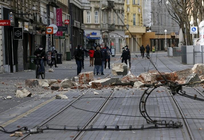 Секое десетто дете во Загреб по земјотресот има симптоми на анксиозност и депресија
