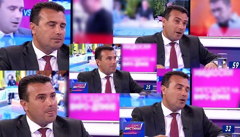 Мицкоски доминантен: Нервозата на лицето на Заев доволно кажува како помина на дуелот
