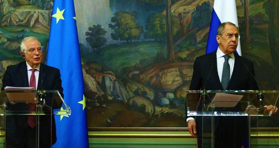 Русија и ЕУ се спречкаа околу Мали: Борел побарал од Лавров Русија да ја напушти Африка