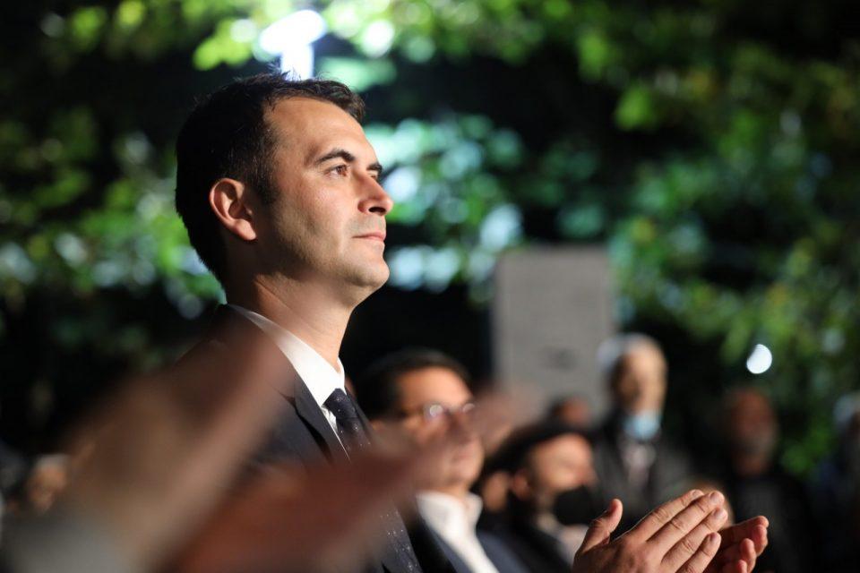 Стојкоски ги повика жителите на Ѓорче Петров да гласаат за над 200 проекти опфатени во неговата програма