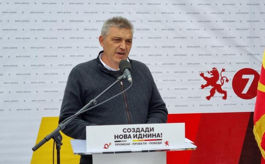 Спасовски: Создаваме нова иднина, изградба на локални патишта и реновирање на амбулантата во Ранковце