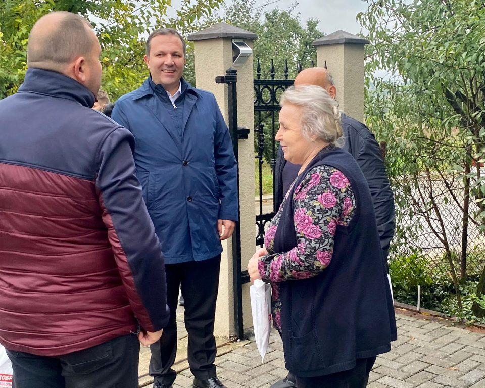 Спасовски: На Чучер Сандево му е потребен градоначалник и советници кои ќе соработуваат и ќе реализираат проекти