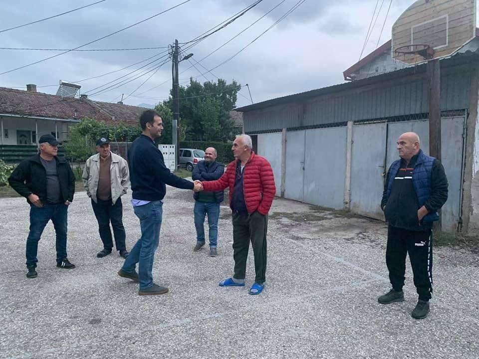 Стојкоски:  Жителите на полициската населба на влезот од Ѓорче Петров заборавени од локалната власт