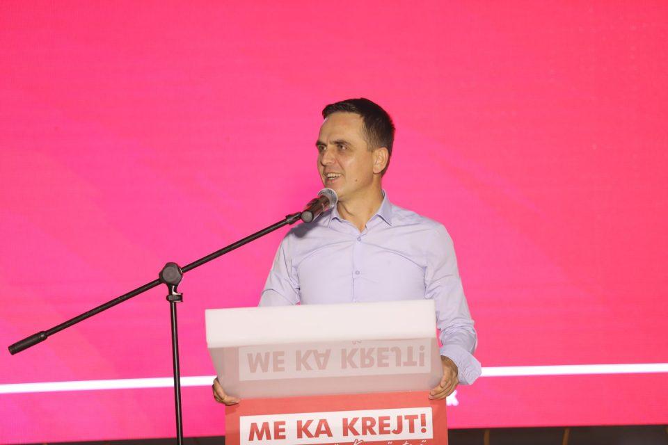 Касами: Мој приоритет за Тетово ќе биде урбанизмот
