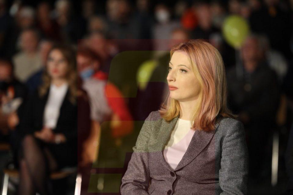 Арсовска: На Скопје му е потребен добар менаџер за да се решат проблемите, а јас верувам дека со моето искуство ќе се справат со целиот хаос