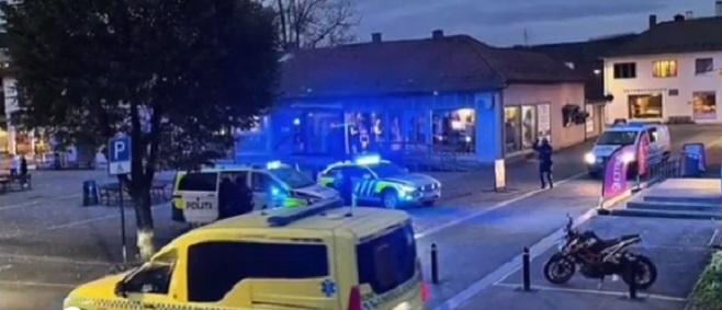 Видео од нападот со лак и стрела во Норвешка – неофицијално има загинати