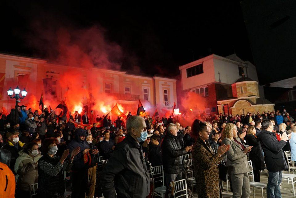 Одберете нова иднина и промени, заокружете го бројот 7 за ВМРО-ДПМНЕ и коалицијата и за Александар Рангелов