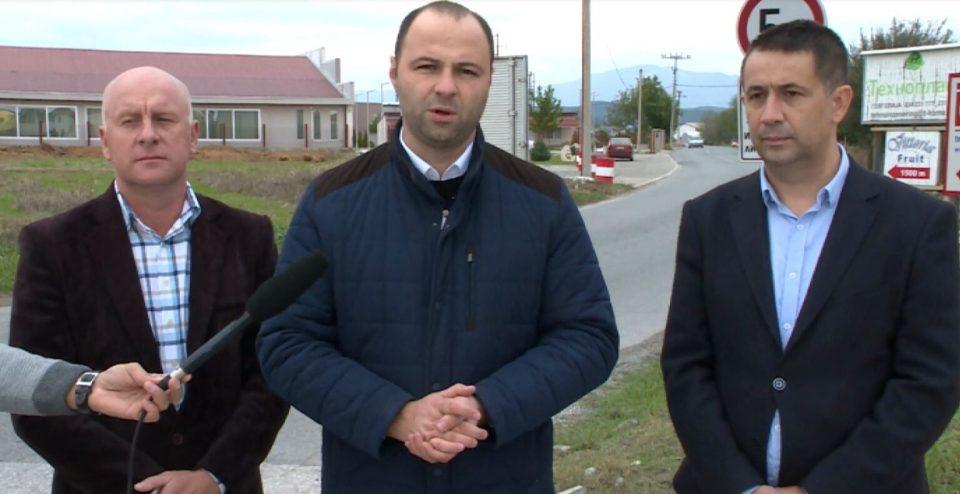 Мисајловски: Патот на потегот Прдејци-Смоквица ќе биде веднаш направен штом ВМРО-ДПМНЕ ќе ја преземе локалната власт во Гевгелија