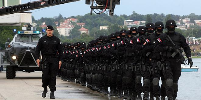 Жандармеријата со порака до Вучиќ: Одиме на Косово знаејќи дека може нема да се вратиме