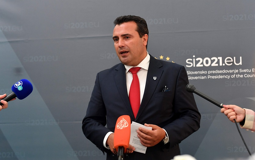 Заев во пресрет на утрешниот Самит: Соработката е од голема важност на патот кон ЕУ